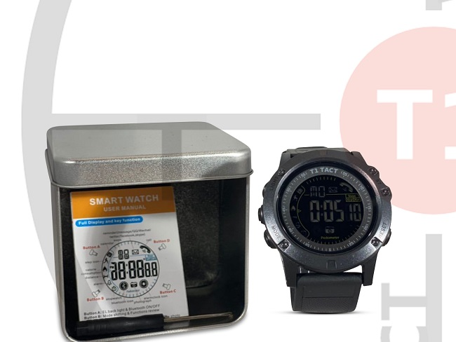 T1 Tact Watch With TIn Smartwatch