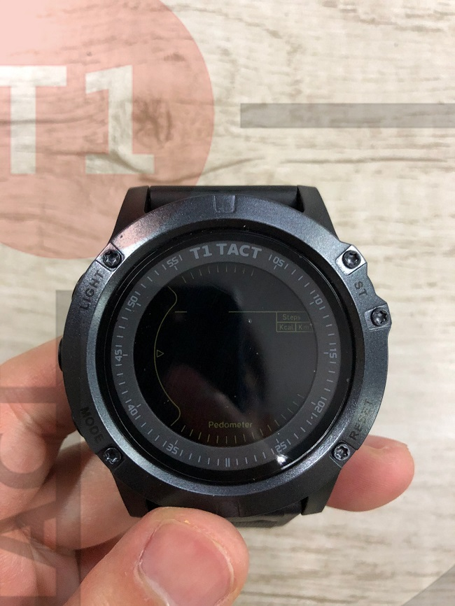 t1 tact watch simple stylish durable