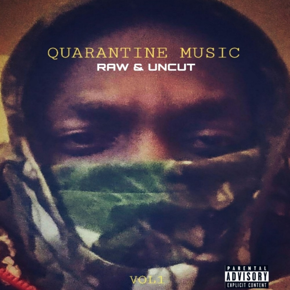 QUARANTINE MUSIC ARTWORK