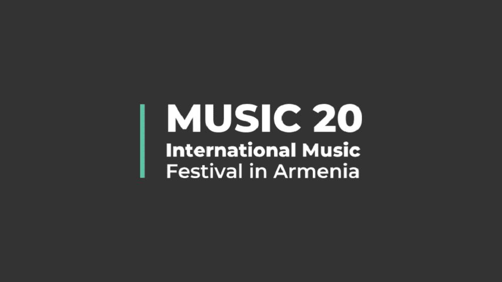 """MUSIC-20"" International Festival held on in Armenia during COVID-19"