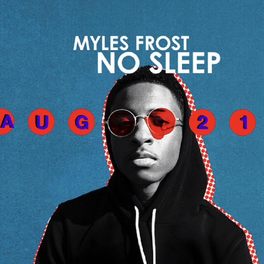No Sleep release promo