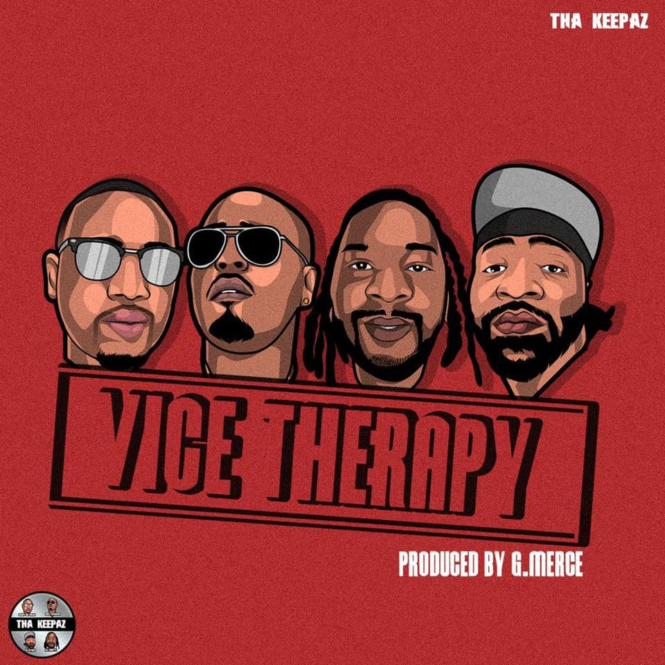 New Music -Tha Keepaz-Vice Therapy (EP)