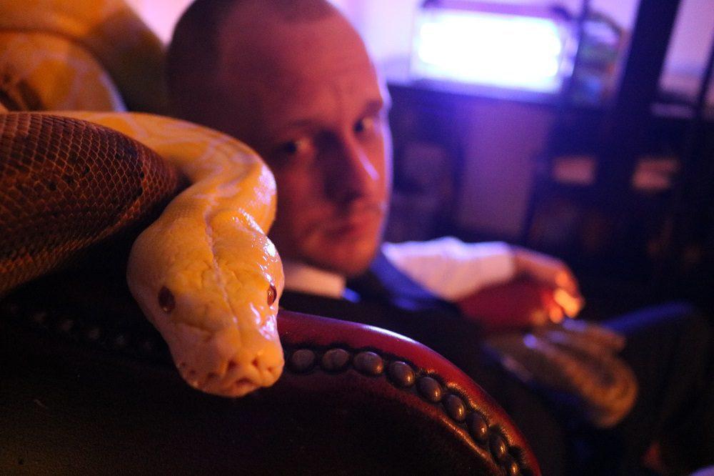 Exclusive Interview With Danny Venom