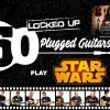 50 PLUGGED GUITARS play STAR WARS