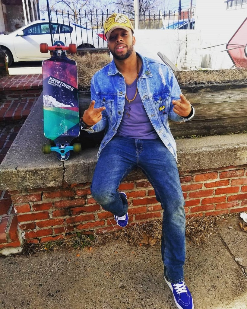Groov Marro Talks About His Sense of Style, Current Projects, and More