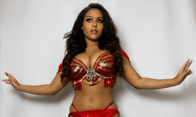 """Gabby B Collabs with Sony Orchard For Her New Single """"Belly Dancer"""""""