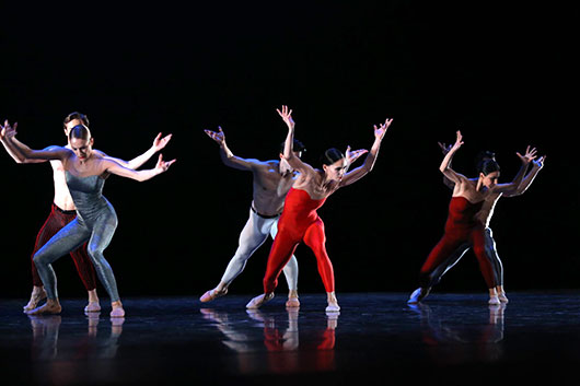 Международный балетный фестиваль Dance Open стартовал в Санкт-Петербурге