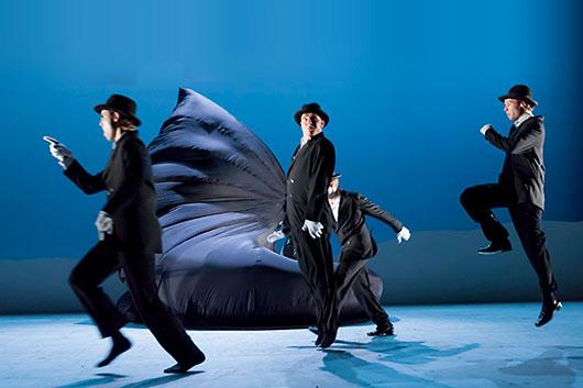 Апофеоз театра, музыки и танца