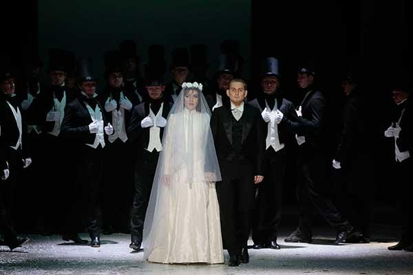 В Большом театре состоялась премьера оперы Мечислава Вайнберга «Идиот»