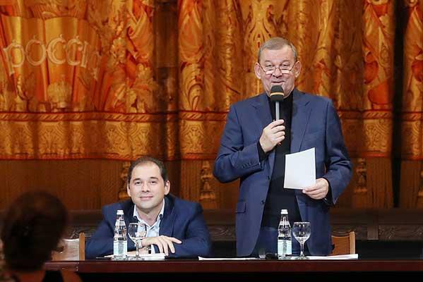 Большой театр в новом сезоне намерен показать 10 премьер, в том числе балет «Нуреев»
