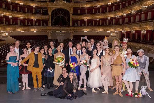 Названы имена победителей XXVII Международного балетного приза Бенуа Де Ла Данс