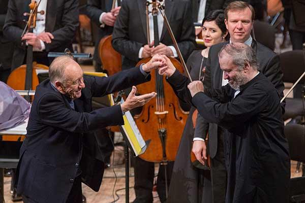 12 мая — закрытие XVIII Московского Пасхального фестиваля