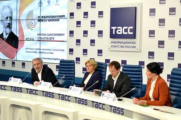 Пресс-конференция XVI Международного конкурса имени П. И. Чайковского в Москве: последние новости конкурса