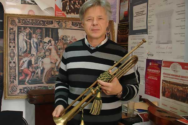 Сергей Остапович Проскурин: концерт для трубы с оркестром