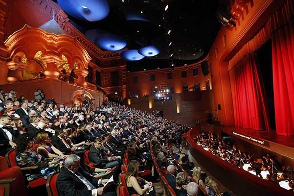 Левада-центр: каждый второй жителей России никогда не был в театре, консерватории или музее