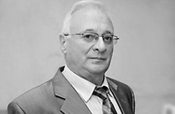 Ушел из жизни Валерий Калистратов