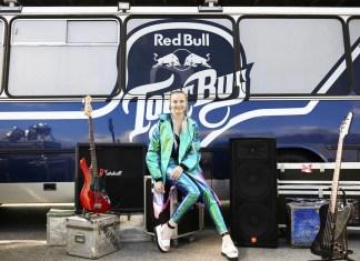 Natalia Nykiel już 6 czerwca wyruszy w trasę po Polsce z Red Bull Tours Bus