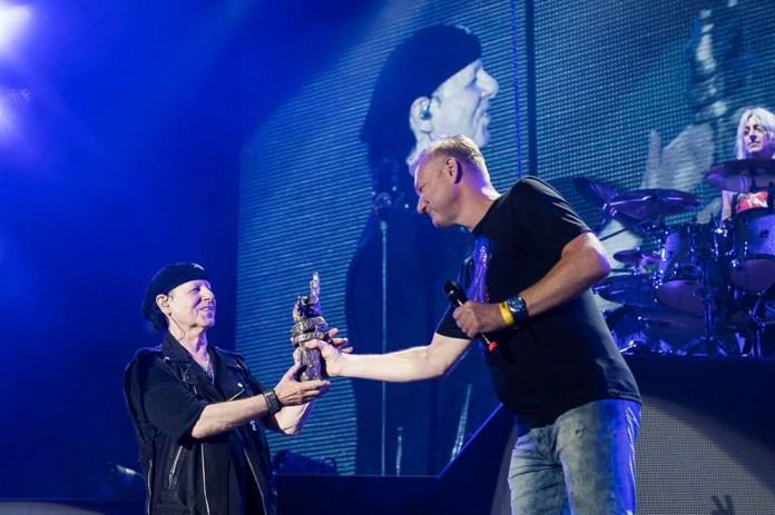Tauron Life Festival Oświęcim: Nagroda Peacemakera dla Scorpions!