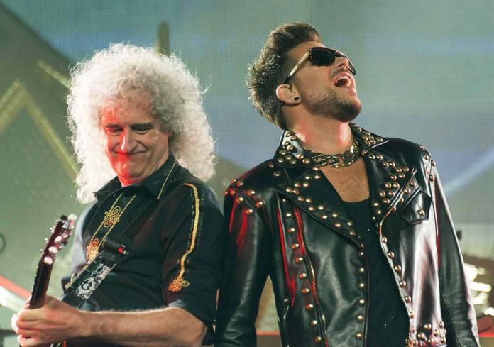 Queen + Adam Lambert – koncert