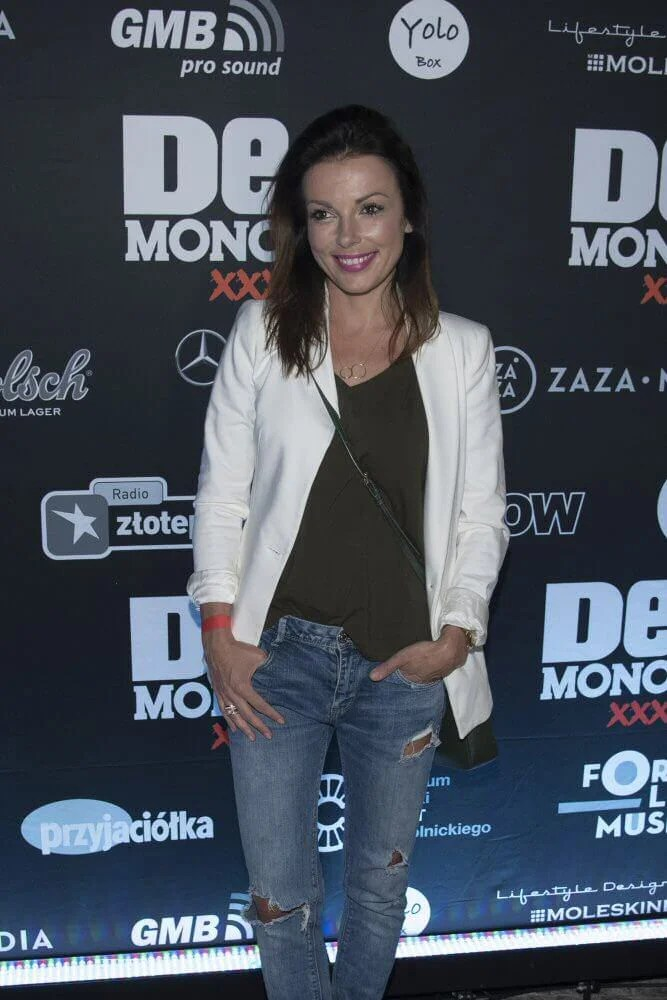 Katarzyna Glinka / 30-lecie De Mono
