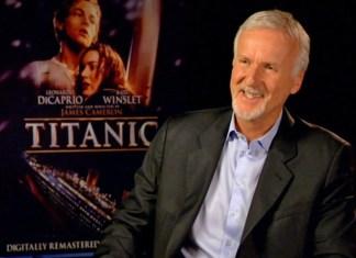 James Cameron po 20 latach nakręci Titanic 2?!