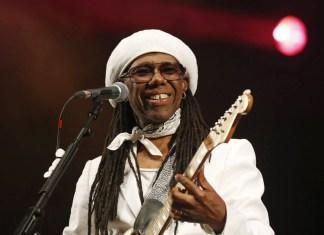 Nile Rodgers trafił do szpitala (pierwszy raz odwołał koncert)