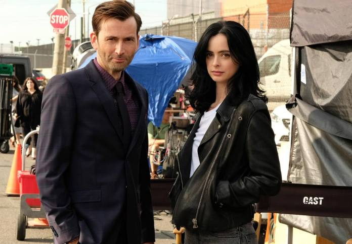 Serial Jessica Jones: David Tennant wraca jako Kilgrave
