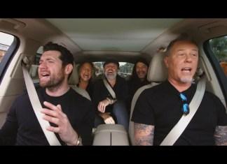 """Metallica i Billy Eichner śpiewają przebój """"Diamonds"""" (Rihanna)"""