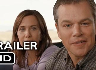 Downsizing: Matt Damon postanowił się pomniejszyć