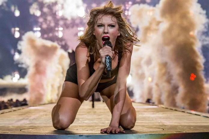 Prześliczna, boska i wspaniała Taylor Swift (posłuchaj Gorgeous)