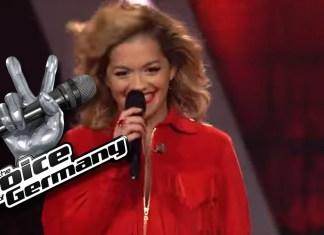 Rita Ora The Voice