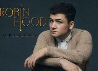 Taron Egerton jako nowy Robin Hood (ZDJĘCIA)