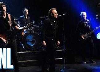 U2 Saturday Night Live