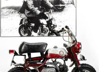 Motor, którego używał John Lennon został wystawiony na aukcję!