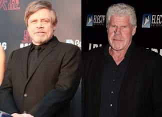 Mark Hamill i Ron Perlman z animowanymi transformerami