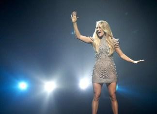 Super Bowl: Carrie Underwood i Ludacris śpiewają dla futbolistów