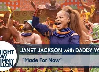 """Janet Jackson śpiewa """"Made for Now"""" u Jimmy'ego Fallona"""
