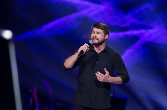 Marcin Sójka zwycięzcą The Voice of Poland. To wyjątkowy głos!