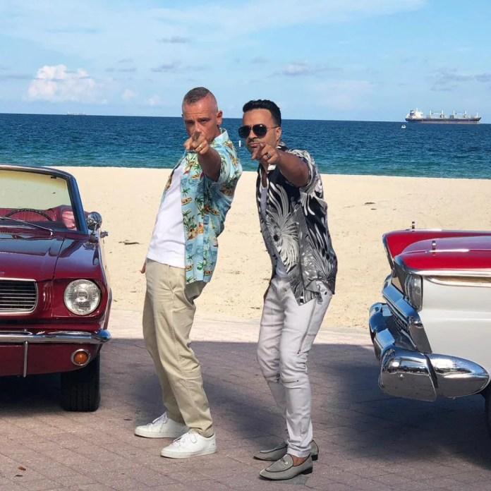 Eros Ramazzotti i Lusi Fonsi nagrali wspólnie kawałek