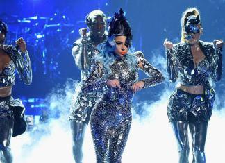 Ekscentryczna Lady Gaga w Las Vegas