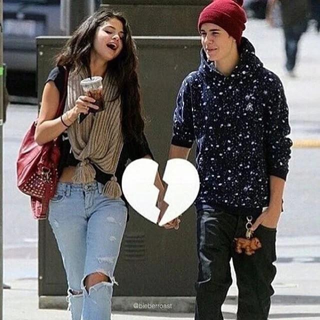 Selena Gomez i Justin Bieber utracona miłość na zawsze