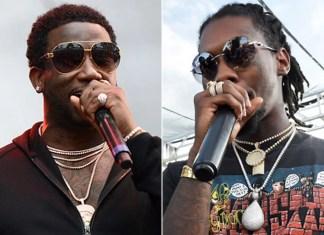 """Offset i Gucci Mane opublikowali teledysk do piosenki zatytułowanej """"Quarter Milli"""""""