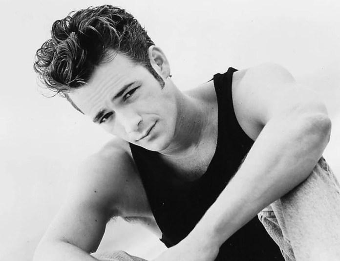 Hollywood żegna gwiazdora z Beverly Hills 90210 - Luke Perry nie żyje