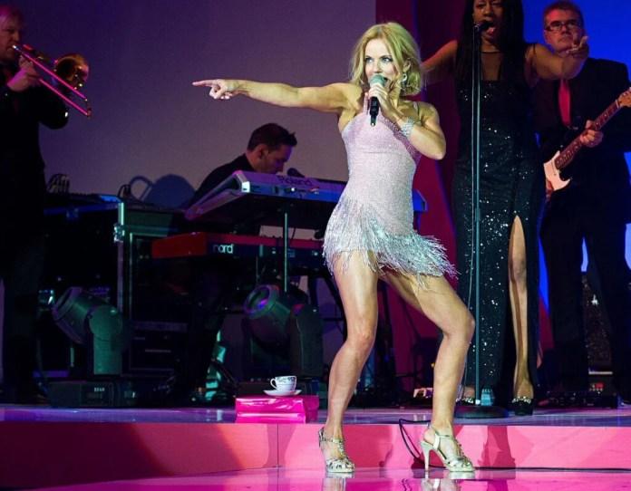 Geri Halliwell będzie dobrze przygotowana do nadchodzących koncertów Spice Girls