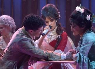 Camila Cabello jak Maria Antonina (WIDEO)