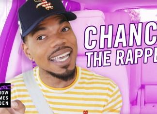 Chance the Rapper nie jada warzyw