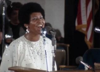 Amazing Grace: Aretha Franklin