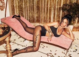 Rihanna zadowolona ze swojej płyty (WIDEO)