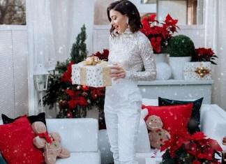 Klaudia Halejcio: Razem z rodziną przygotowaliśmy na Święta Bożego Narodzenia... (WIDEO)