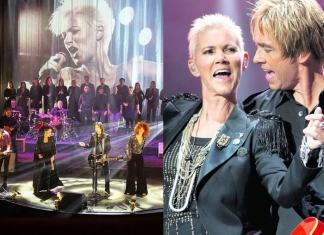 Roxette: Wyjątkowy koncert w hołdzie Marie Fredriksson! Wielkie emocje, łzy rozpaczy i owacje na stojąco